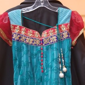Indian Pakistani Anarkali